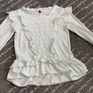 🌞Gap girls size 6/7 fancy top